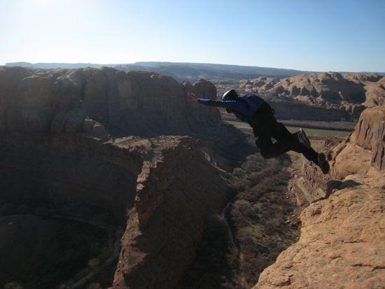 Wingsuit - A Few Thousand Days