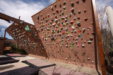 How To Build A Sweet Climbing Wall | Steph Davis - High Places