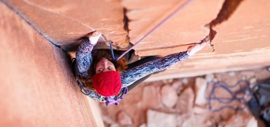 almine climbing
