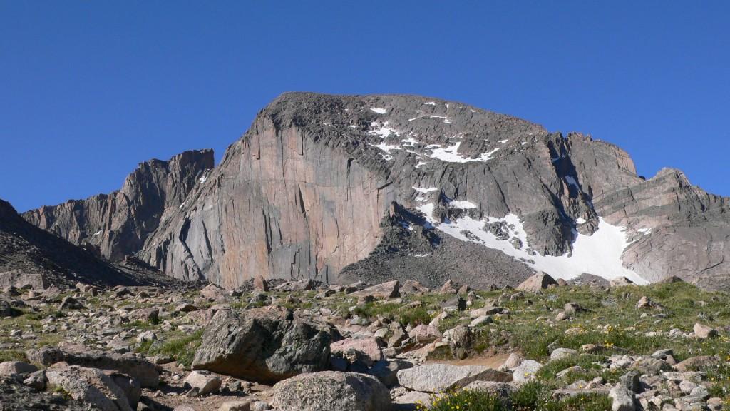 Longs Peak Diamond Song Steph Davis High Places