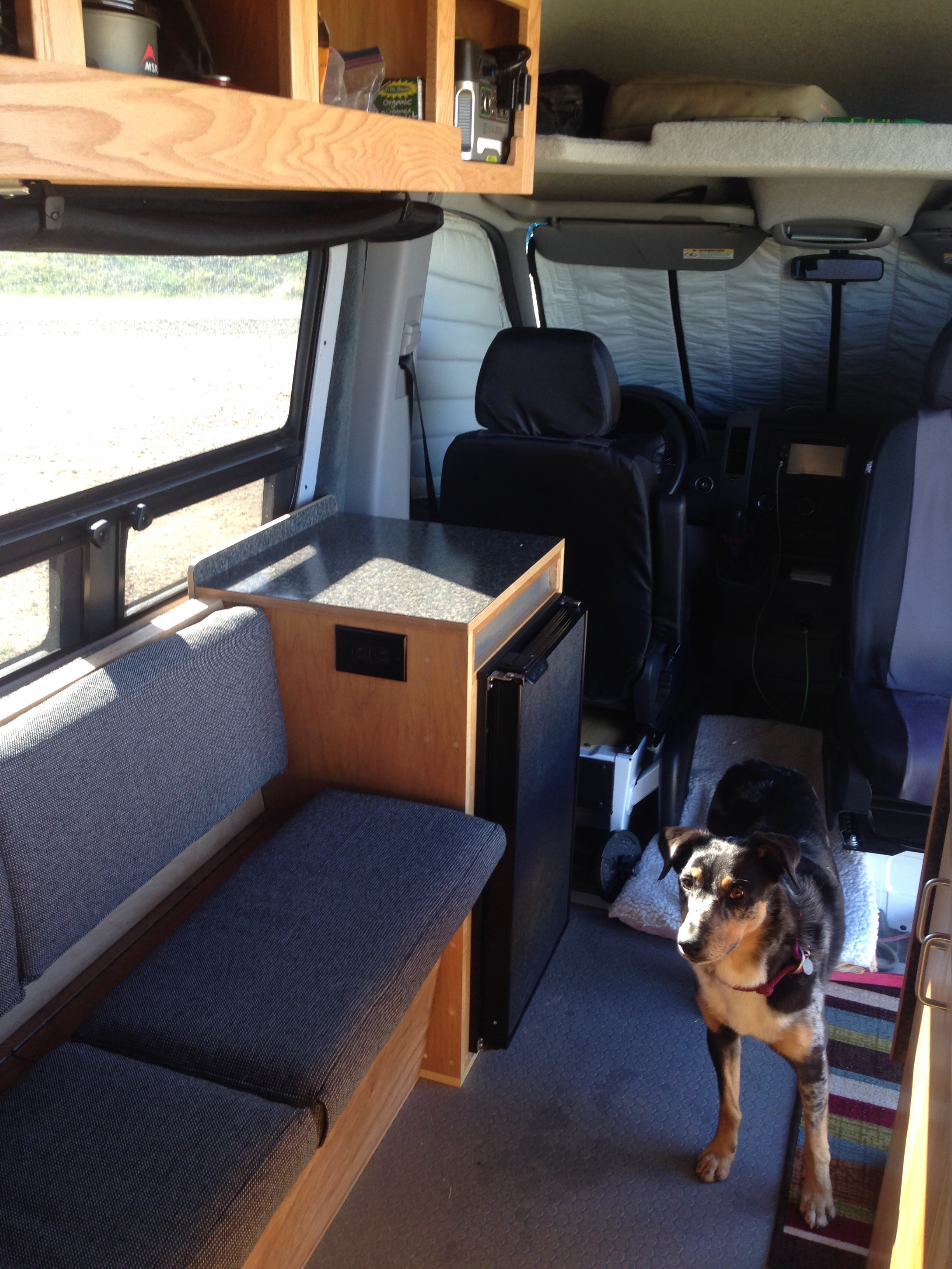 Sprinter Van Systems Van Living 5 Steph Davis High Places