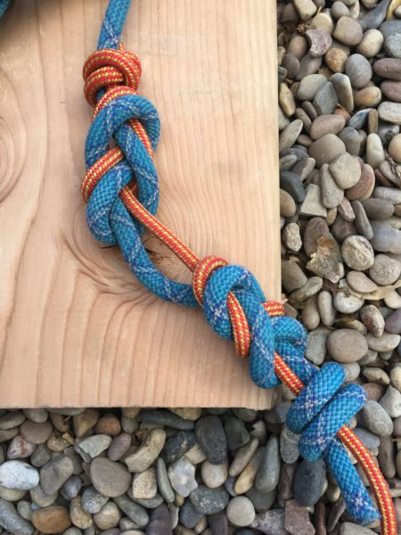 What's the Best Knot for Tying Rappel Ropes?